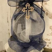 Orthodox Candle – Cross
