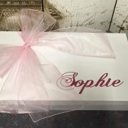 Personalised Cardboard Rectangular Box