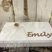 Personalised Cardboard Rectangular Box (c)