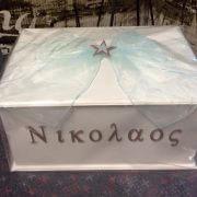 Personalised Rectangular Timber Toy Box