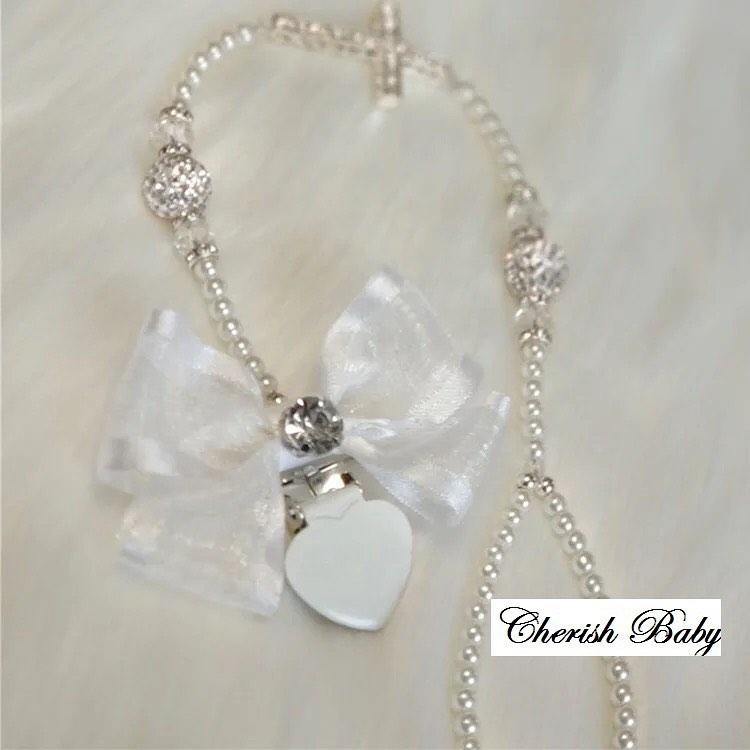 Pearl Dummy Clip