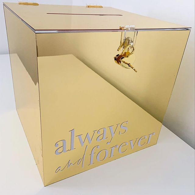 Gold Wishing Well