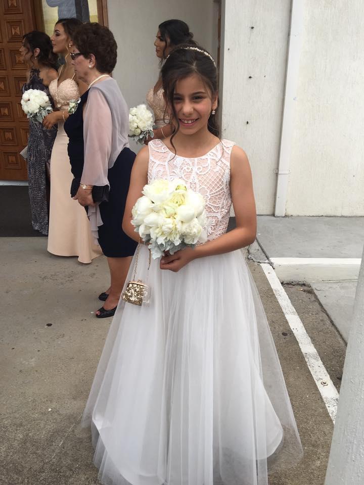 Amelia Tulle Dress PP