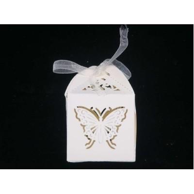 Laser Butterfly cut Box