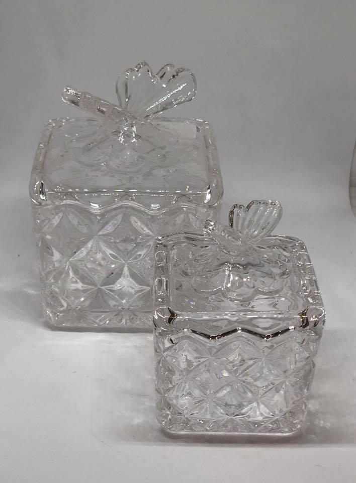 Buttifly Jar
