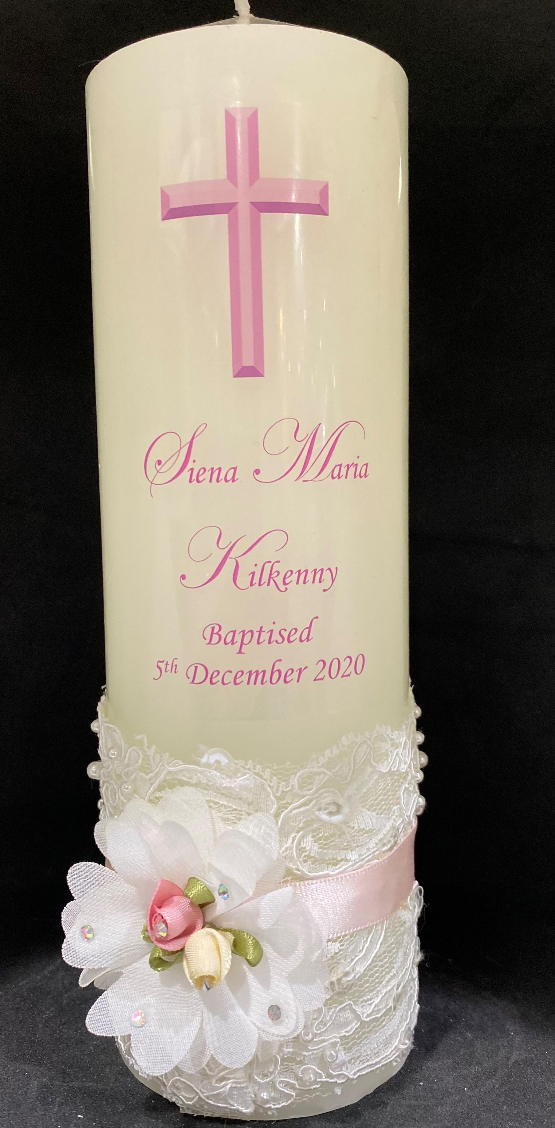 Catholic Candle 29