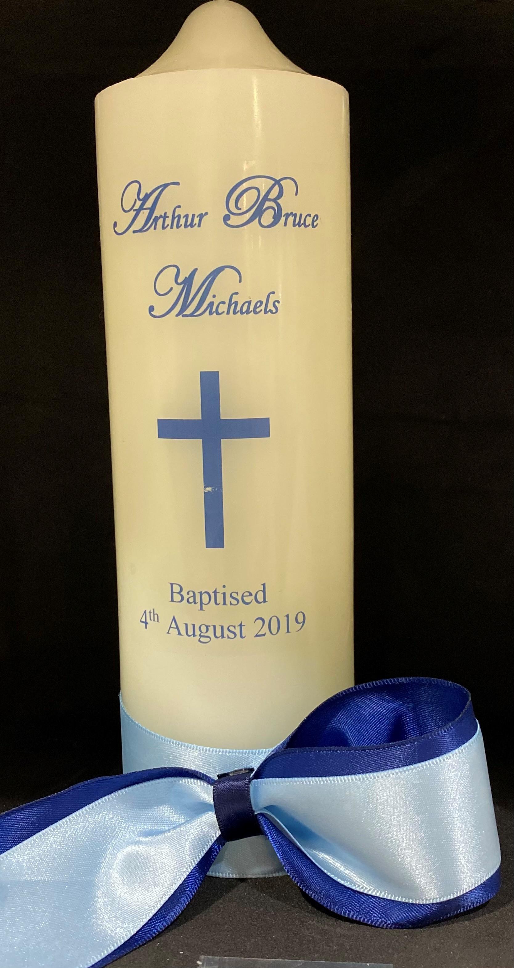 Catholic Candle 30