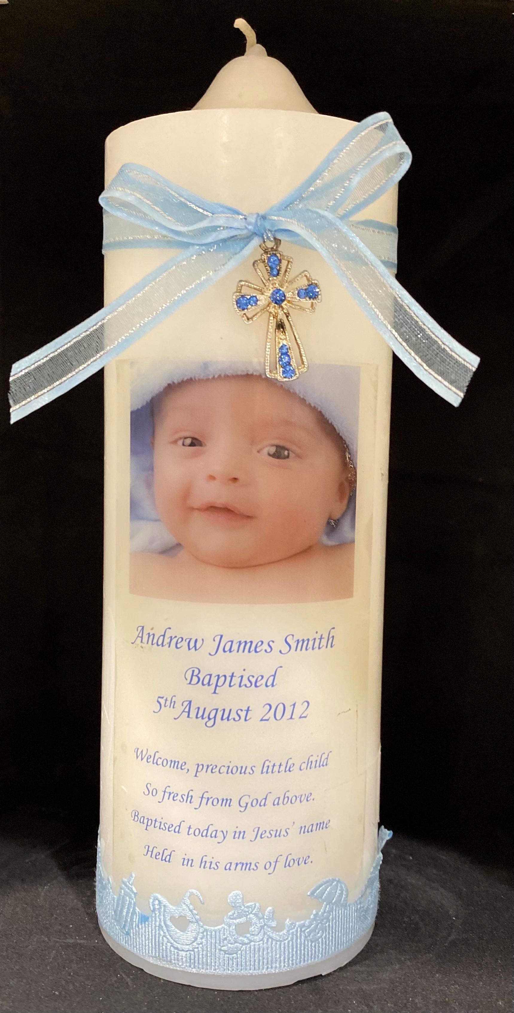 Catholic Candle 6