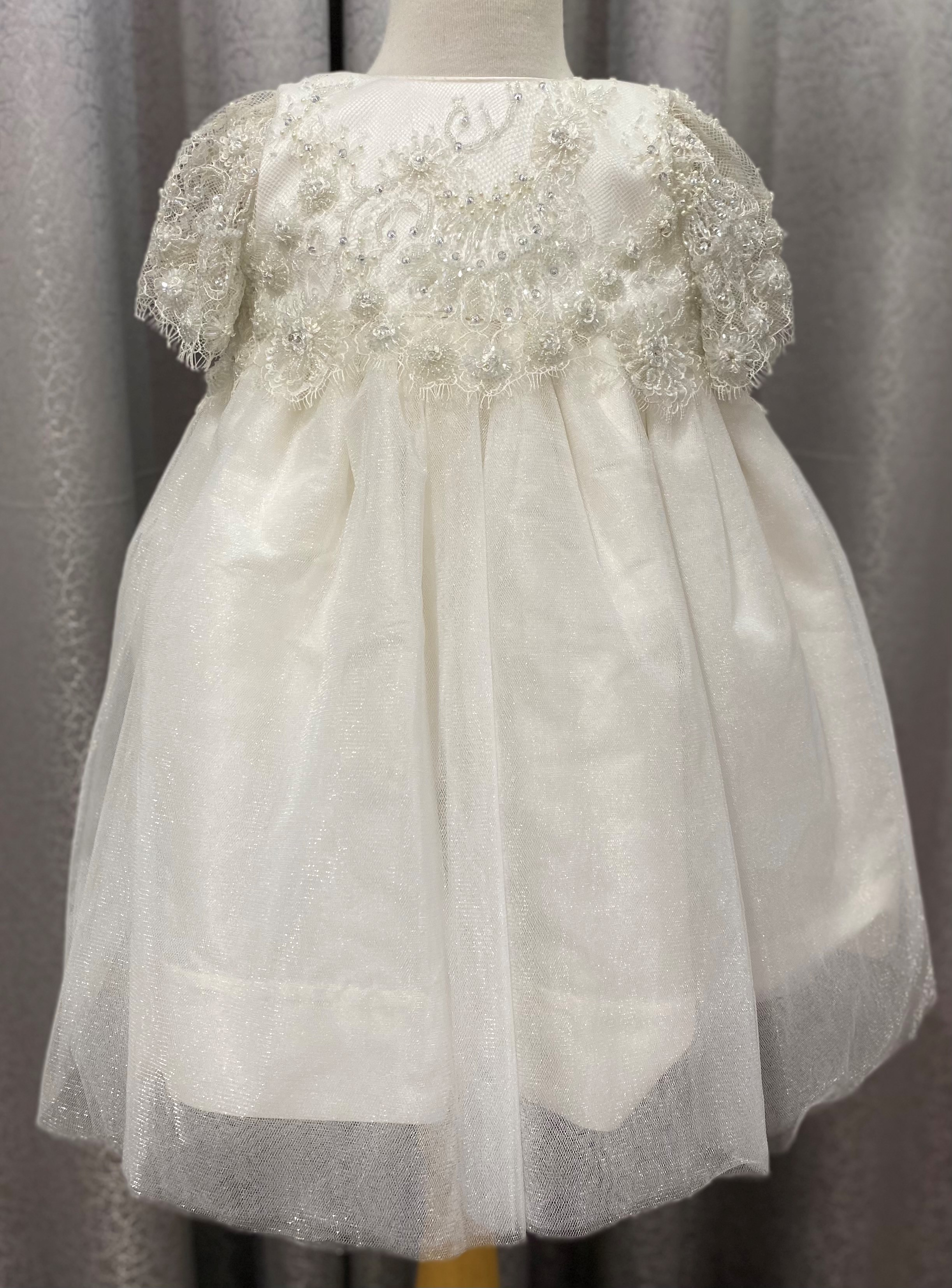 Coco Lace Bodice with Shimmer tulle