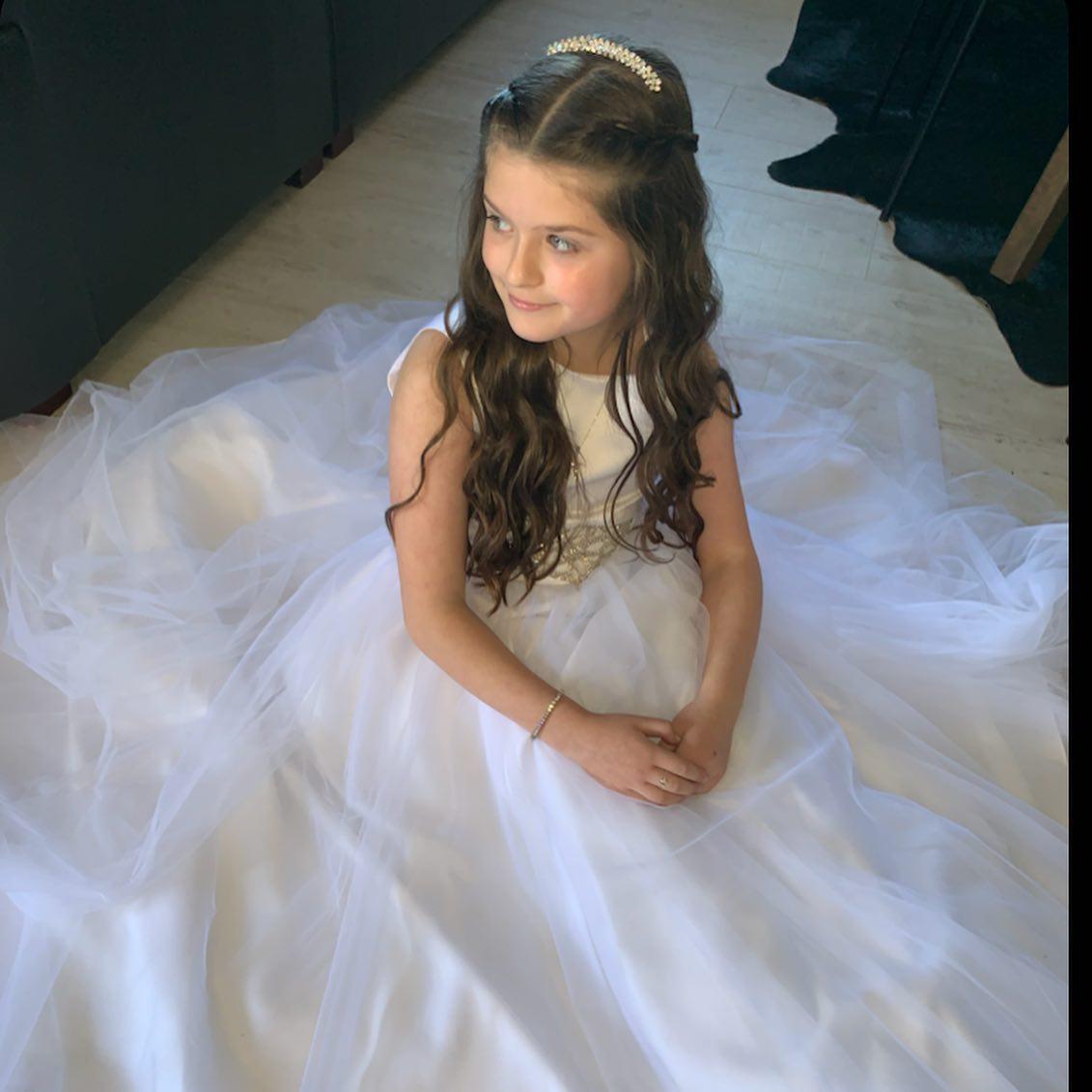 Chloe P Dress 6105