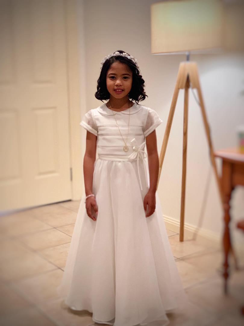 Chloe P Dress 6103