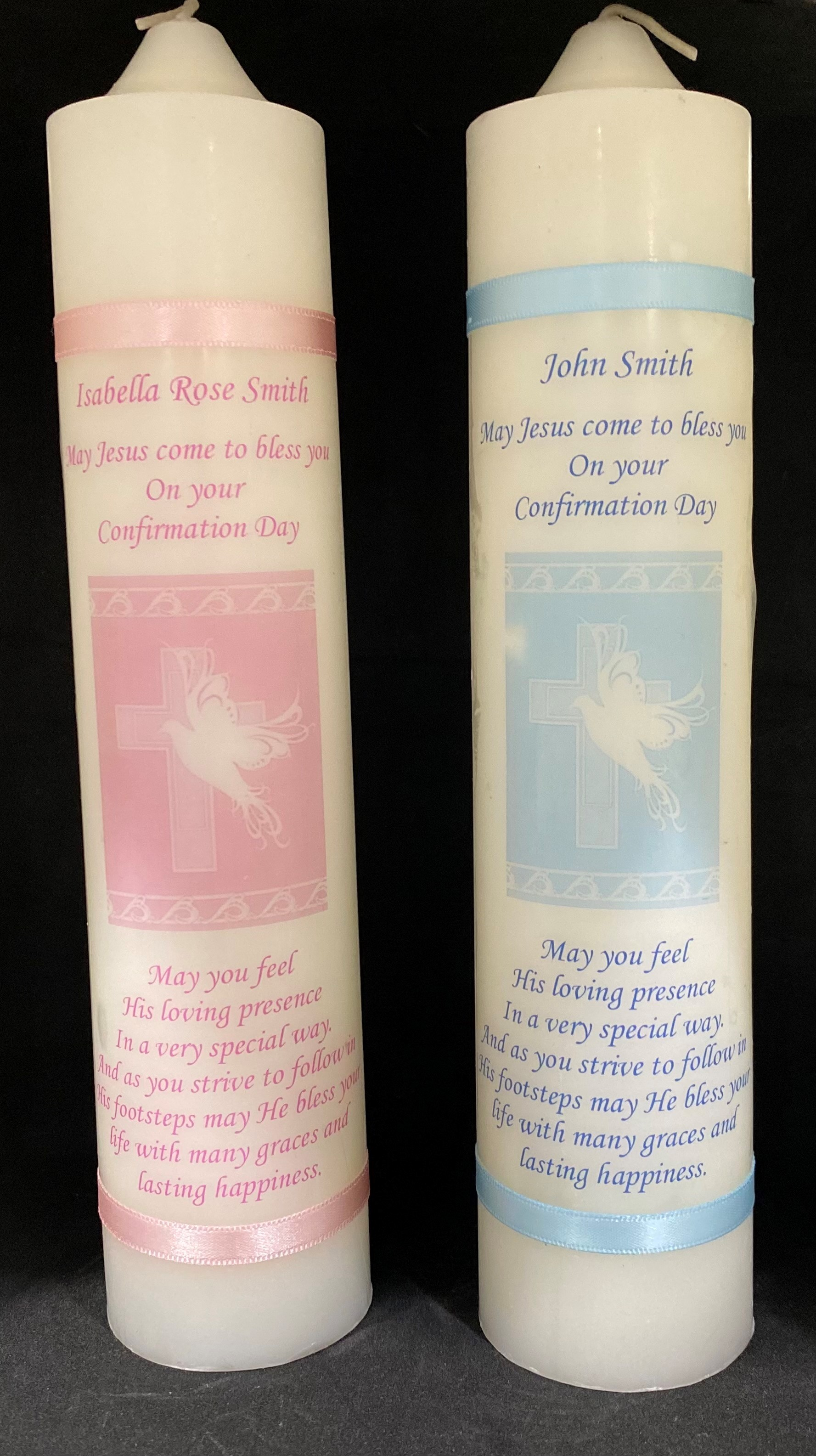 Confirmation Candle B&G