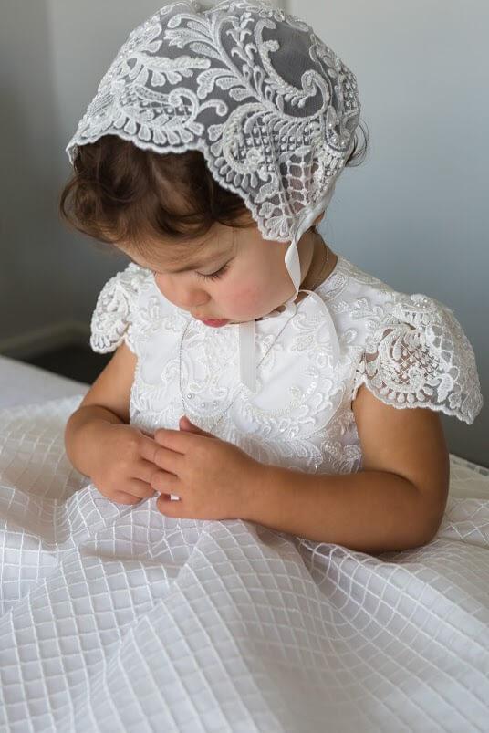 High Low Jacquie trellis Dress 1