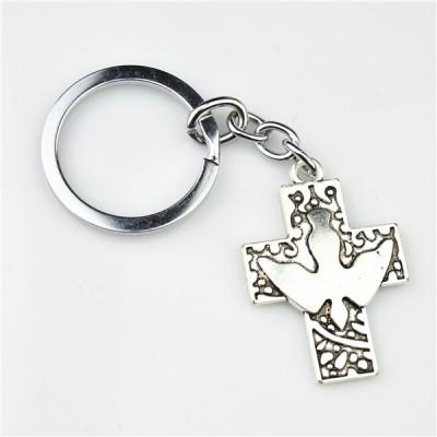 Keyring Confirmation Cross
