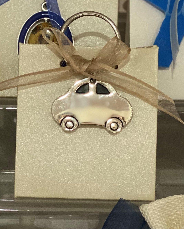 Mat Car Keyring