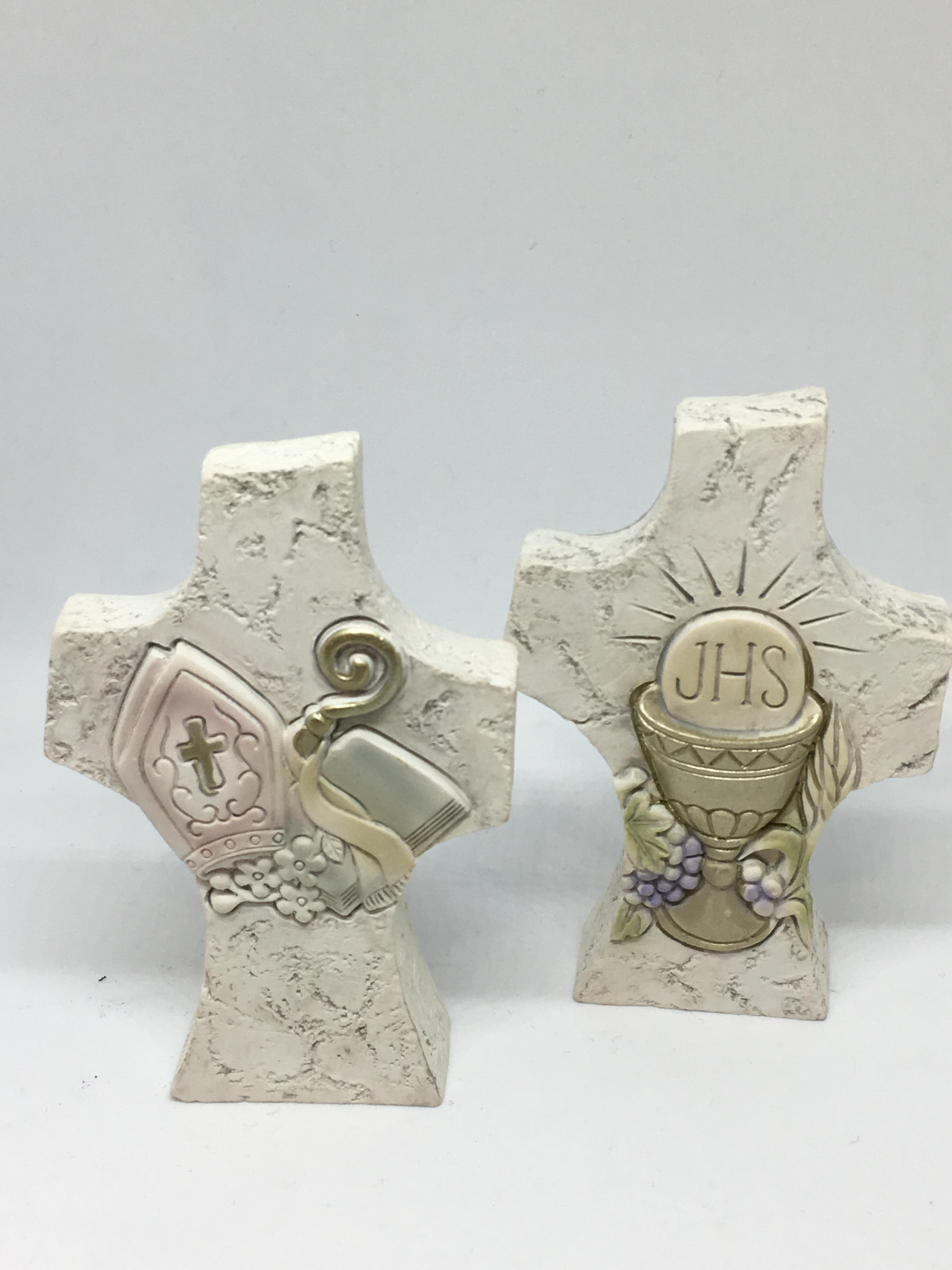 Resin Cross Communion & Confirmation
