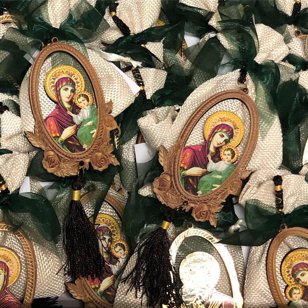 Religious Icon Tassel