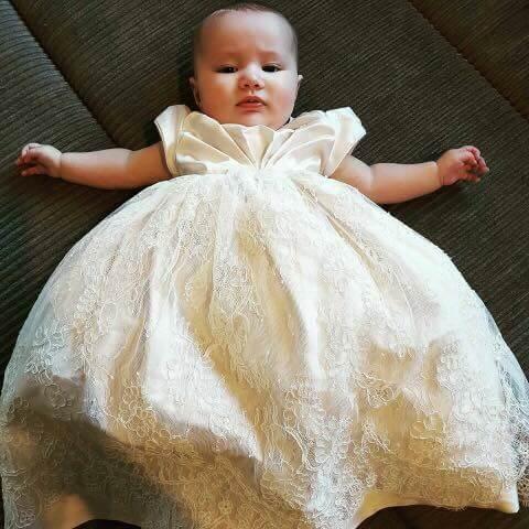 Sarah Cord Lace Dress