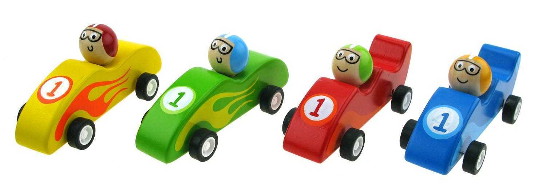 Timber Racing Cars