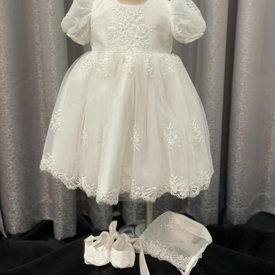Stardust Lace Dress PP