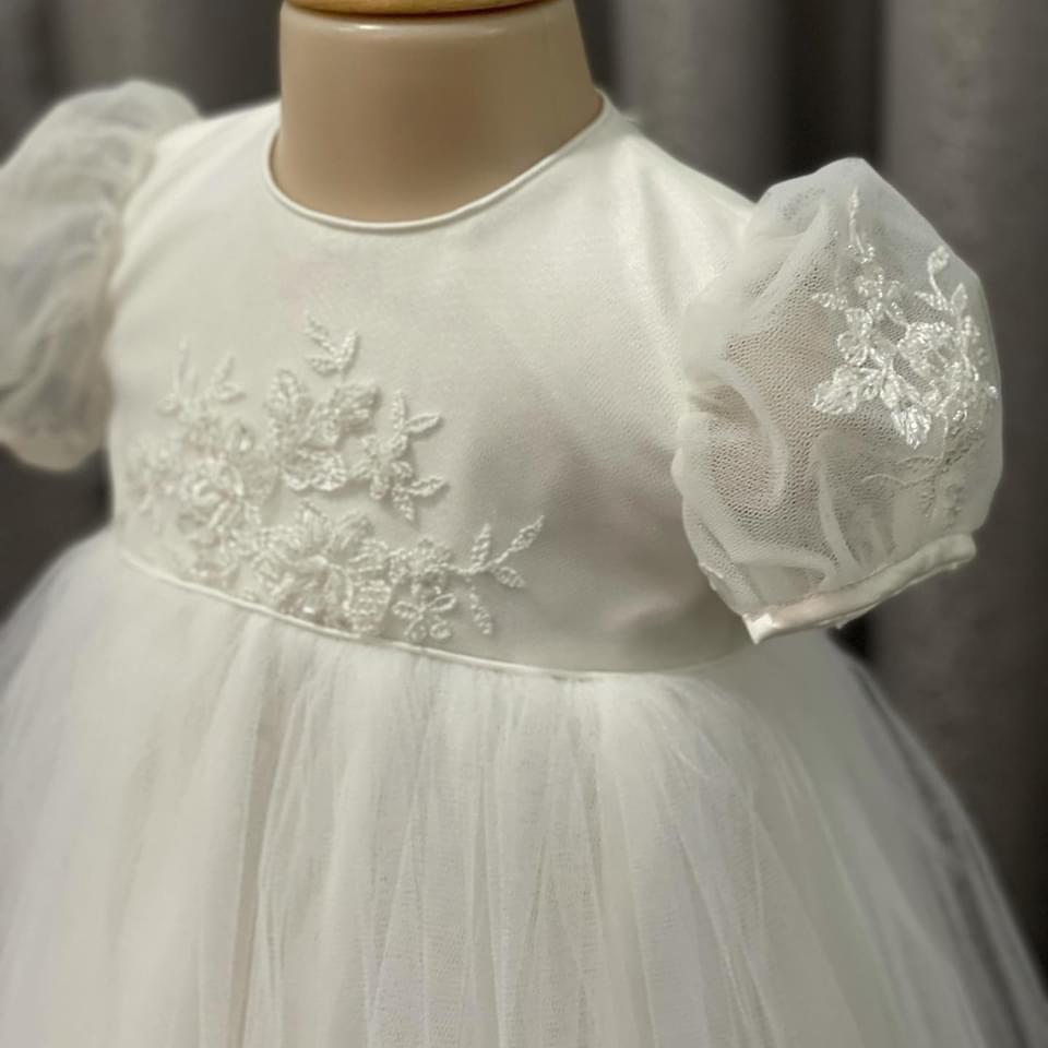 Stardust Lace Tulle Dress 1